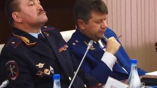 Дюмин – Гончарову о передаче квартир юрлицами: Мне кажется, у вас есть личная заинтересованность