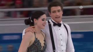 Tessa Virtue and Scott Moir SD - Sochi 2014 Olympics