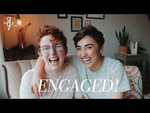 IM ENGAGED Relationship Vlog  Alex G