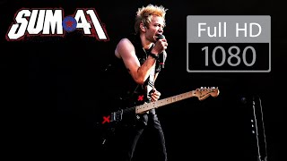 Sum 41 -Walking Disaster (LIVE) [FULL HD] [HQ] 60fps (Remastered 2020)