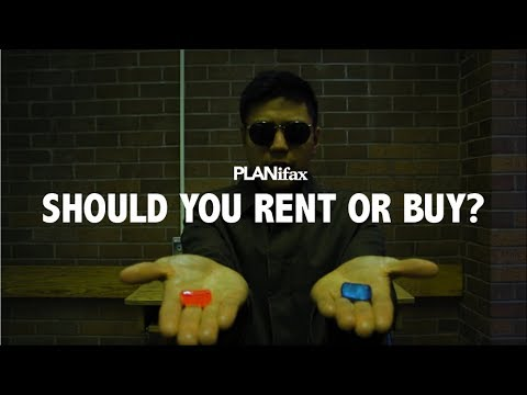 Should you Rent or Buy in Halifax?