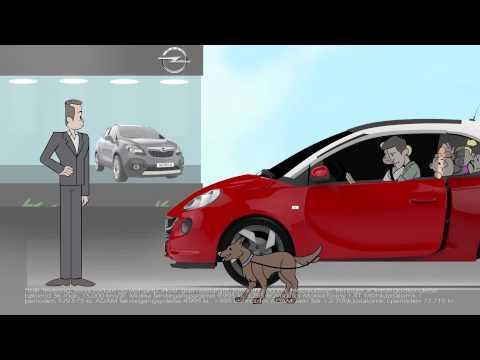Opel Leasing hos Als Motor