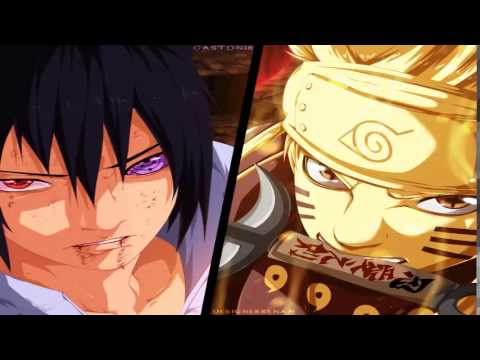 Naruto Shippuden Opening 15 Guren by DOES (Extended)