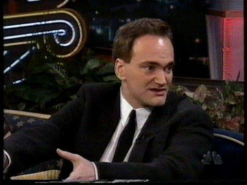 QUENTIN TARANTINO Interview 1997