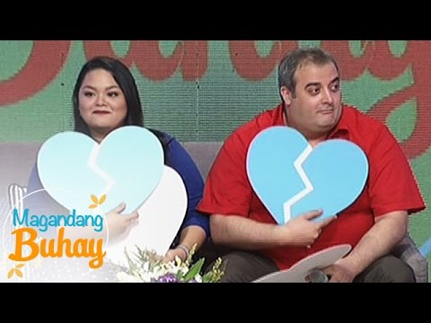 Magandang Buhay: Wissem And Cai On Maintaining A Happy Relationship