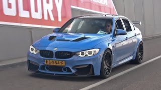 BMW M3 F80 with Catless 3D Design Exhaust! Revs & Accelerations!