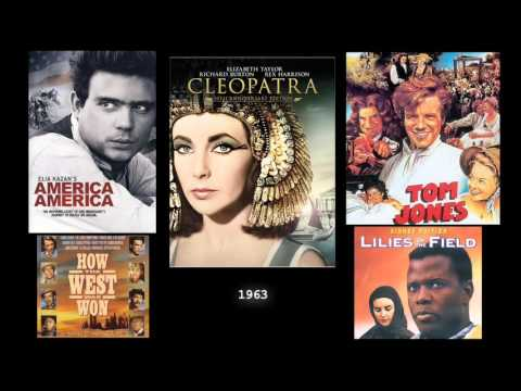 Every Best Picture Oscar Nominee (1927-2015) Montage Mp3