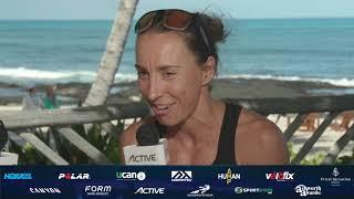 2019 Breakfast with Bob from Kona: Anne Haug, 2019 Ironman World Champion