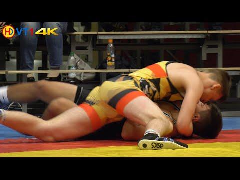 🤼 | WRESTLING | Friendship Fight (Freestyle) - 152 lbs | TESCHNER, F. (GER) vs. DERAS, I. (USA)
