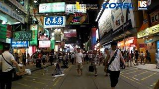 【Hong Kong Walk Tour】A night in Mong Kok