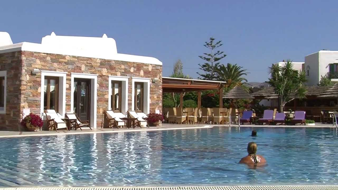 Naxos Resort At St George Beach
