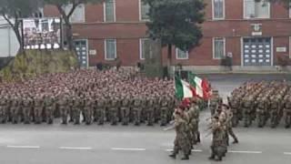 Brigata Folgore - Inno italiano