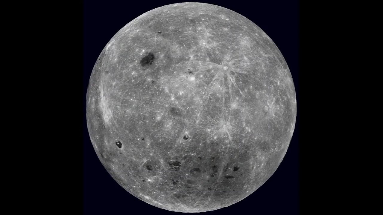 Earths moon is shrinking and quaking study says YouTube