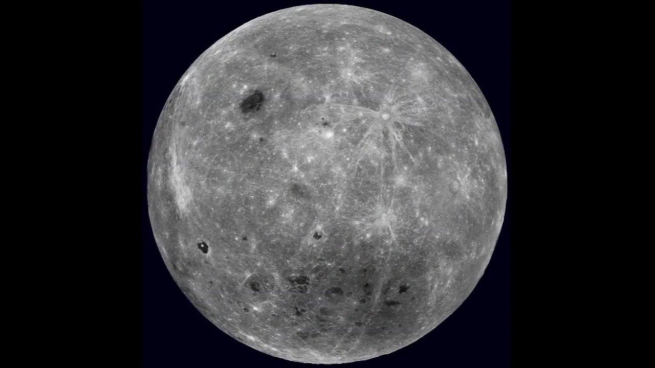 Studi: Bulan Perlahan Alami Penyusutan, 50 Meter Lebih Kurus