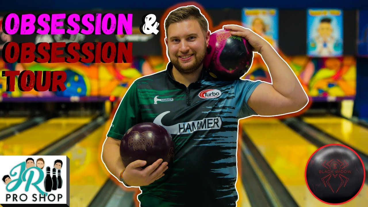 HAMMER OBSESSION BOWLING BALL PREORDER FOR 2//18//21