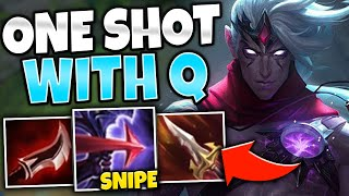 *NEW* KILL SHOT VARUS BUILD MAKES YOU THE ULTIMATE SNIPER! - League of Legends