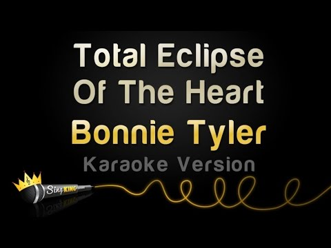 Bonnie Tyler - Total Eclipse Of The Heart (Karaoke Version)