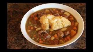 Newfoundland Stew With Doughboys!