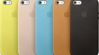 iPhone 5S Case. Обзор официального чехла.(На мой взгляд это лучший чехол для iPhone 5 и iPhone 5S. Обзор родного кожанного чехла для iPhone 5S. Благодарность мага..., 2013-09-28T12:51:31.000Z)