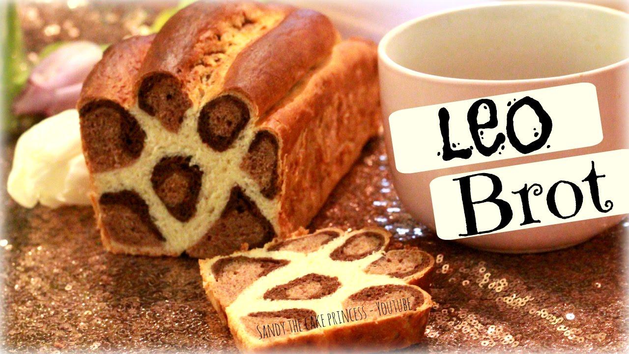 leo brot leopardenmuster kuchen einfach cakeprincess youtube - Kuchen Muster