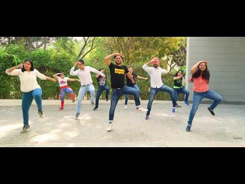 DON'T LOOK | BHANGRA DANCE COVER | JIMS 'S BUDDIES | KARAN AUJLA | LATEST SONGS | 2019