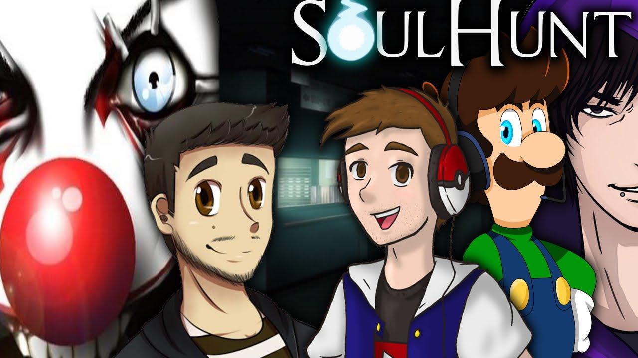 collab with yamimash soul hunt multiplayer w yamimash