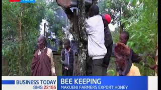 Business Today - 22nd March 2018: Germany partners with Makueni County to export honey to Europe