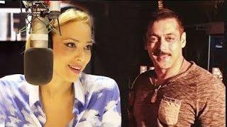 Salman Khan's Girlfriend Iulia Vantur To Sing This Romantic Song!