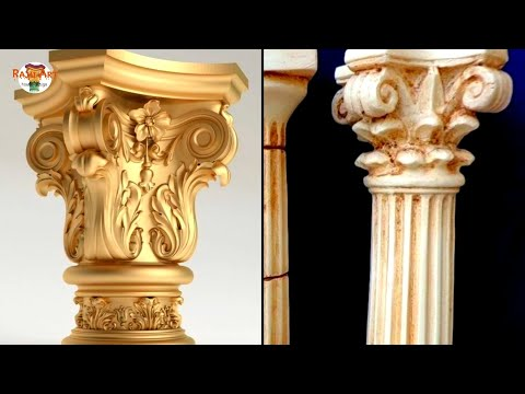 Latest Pillar design