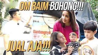 Download NAGITA RAFATHAR KESAL!!! BAIM DIKASIH KADO MALAH BALIK ISENGIN SATU ANDARA....