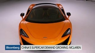 China Stock Boom Drives Luxury Car Demand