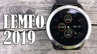 10 фактов об умных часах Lemfo 2019 (Z03) II  ЭКГ? Давление?