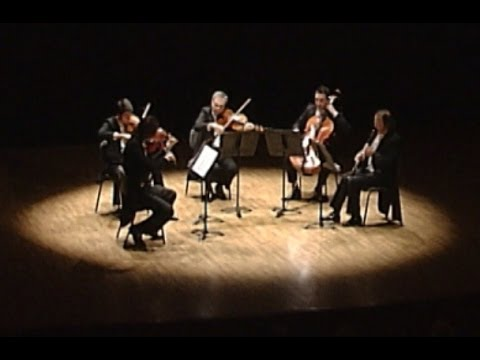 4. Carl Maria von Weber, Quintet for Clarinet and Strings, Op. 34