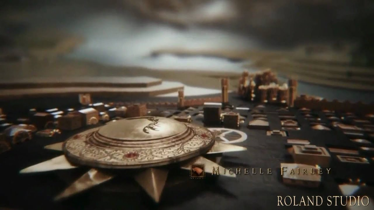 Game Of Thrones Intro 1080p Hd 5 1 Sound Youtube
