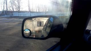 Заезд в гараж с правой стороны, по принципу