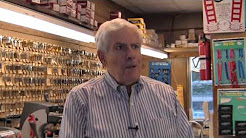 Sandy Springs Locksmith, Burt Kolker has a real lock shop and is a locksmith in Sandy Springs