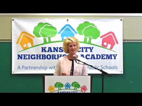 $1.6 million in grants awarded to the Kansas City Neighborhood Academy charter school