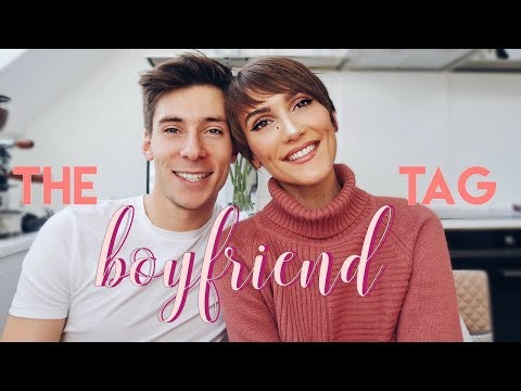 THE BOYFRIEND TAG Ft ALEX LYNN + GIVEAWAY | Blaise Dyer