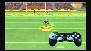 NCAA Football 2004 NCAA 101 Running Controls