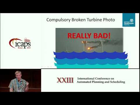 ICAPS 2013: David Pattison - The Windy Domain — A Challenging Real World Application of Integrated