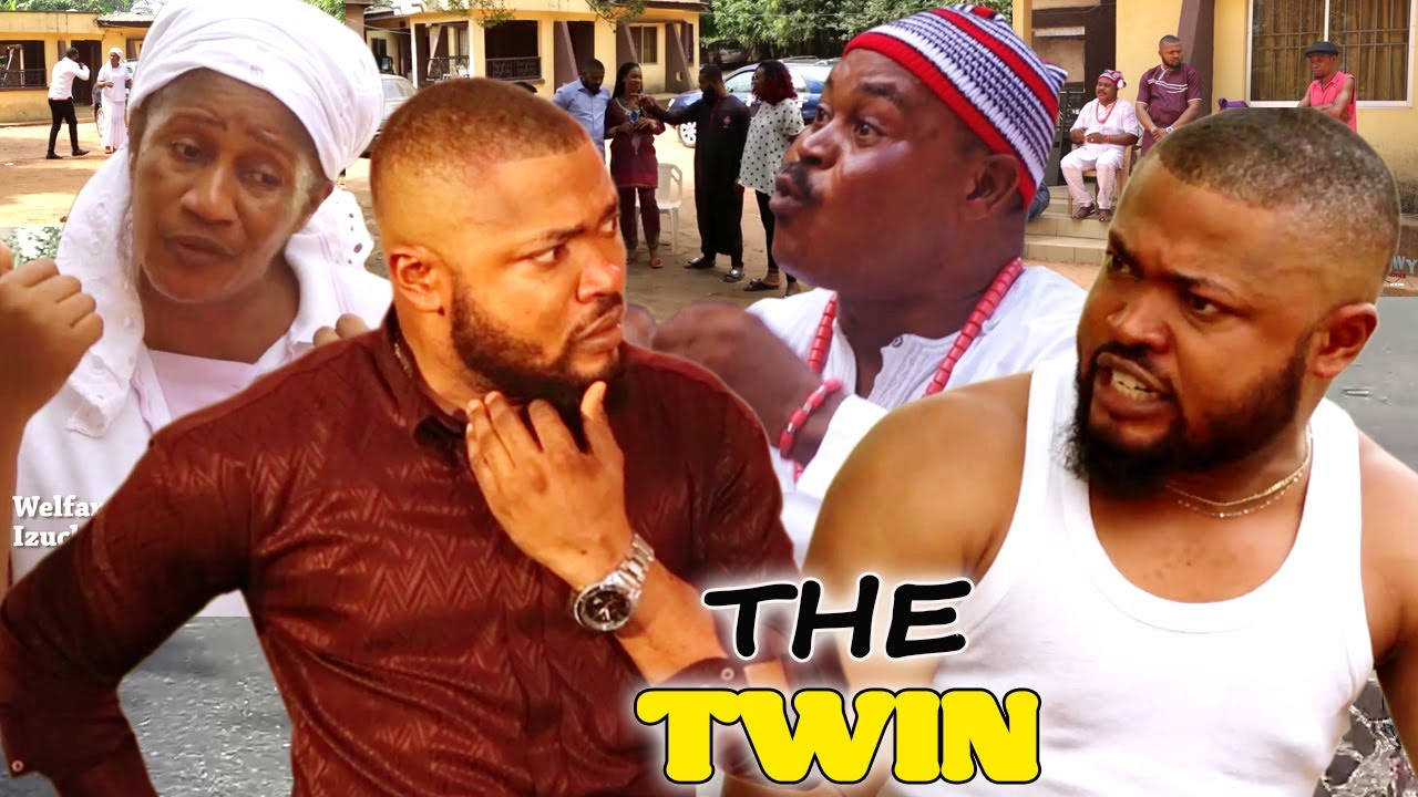Download THE TWIN - 2021 LATEST NIGERIAN NOLLYWOOD COMEDY MOVIE FULL HD