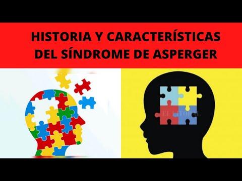 Historia y características del síndrome de Asperger
