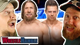 Is Miz vs. Daniel Bryan the best feud in WWE? Luke and Laurie answe...