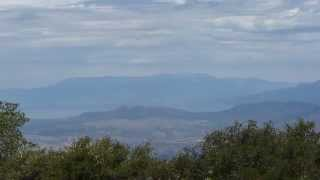 51 mile mirror flash - Gorgonio to Palomar 7/19/2014 Operation On Target