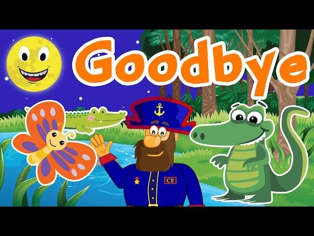 Ways to say good bye