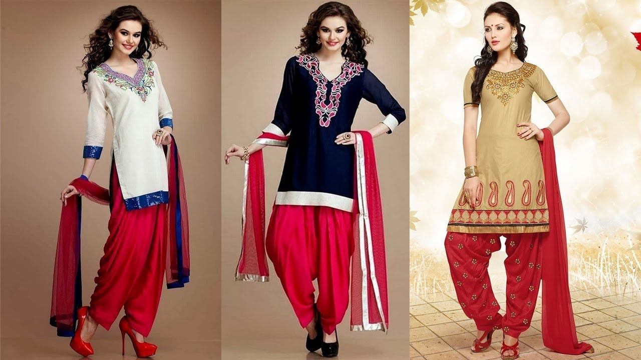 Designs of male and female fashion of shalwar kameez kurta designs - Salwar Kameez Designs 2017 Latest Kameez For Women Fashion Parlour