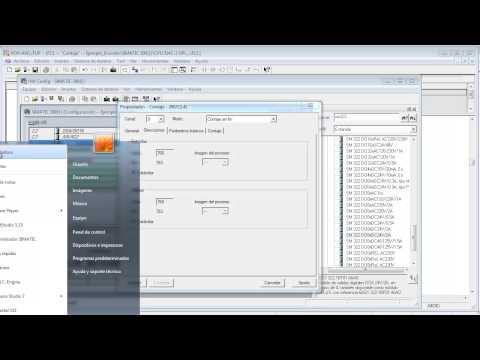 Contadores rápidos (encoder) en Siemens S7-300 y alarmas de proceso (OB40) de contaje