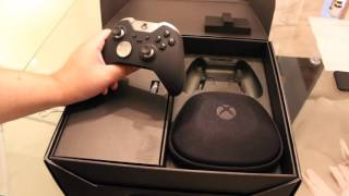 Xbox One Elite: Unboxing (PT-BR)