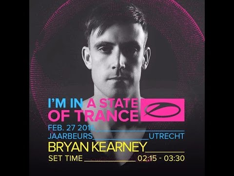 Bryan Kearney - Live @ A State Of Trance 750, Utrecht (Stage Who's Afraid Of 138) - 27.2.2016