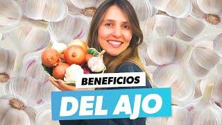 Beneficios del ajo para la salud (y cómo usar)